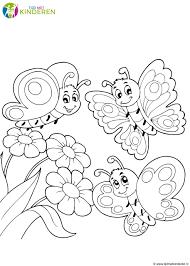 Kleurplaten Vlinders 26 Gratis Kleurplaten Voor Kinderen 100 Beste
