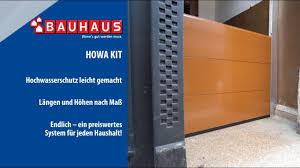 Masys Hochwasser Kit Standard B X H 12 X 06 M Einsatzbereich