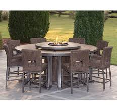 fire pit dining table. Fire Pit Dining Table Set Brilliant Popular Outdoor Pits Chat Sets Costco Within In 18 L