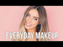 natural makeup tutorial for everyday wo