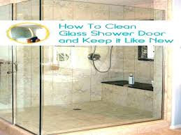 removing soap s from shower doors 3 ing green soap s remover for your glass shower removing soap s from shower