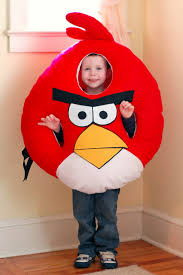 1000 images about Idee costumi per Carnevale on Pinterest Paw. Homemade Angry Birds Costume for under 7