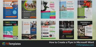 create a flyer in word 2018 inspirational design your own flyers online free how to create a