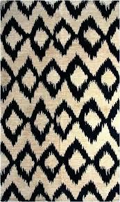 cool navy rug area printed diamond ikat pink and gray
