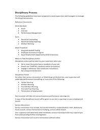 disciplinary process pdf 125kb