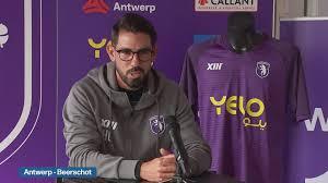 Beerschot-coach Hernan Losada:
