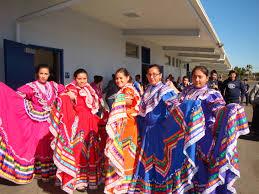 granger junior high school after school program baile folkflorico
