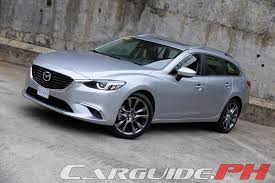 mazda 6 2016 sport. review 20152016 mazda6 sports wagon carguideph philippine car news reviews features buyeru0027s guide and prices mazda 6 2016 sport