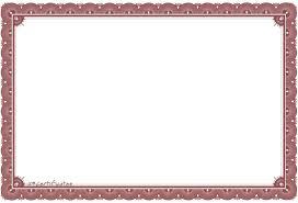blank certificates free printable blank certificate borders aesthetecurator com