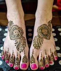 Feet Design 25 Fresh Stunning Foot Mehndi Designs For The Modern