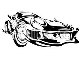 スピード感のある車イラスト No 681570無料イラストならイラストac