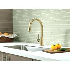 gold kitchen faucet. Brushed Gold Kitchen Faucet Champagne Bronze And Delta Single Handle Trinsic Pull Down Fauc