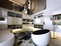 office contemporary design. beautiful contemporary image of modern office bookshelves contemporary design with