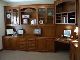 Built In Office Desk And Cabinets Small 29 Home Office With Cabinets On Home Office Cabinets And