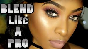 blend your makeup like a pro tips demo sue divinitii you