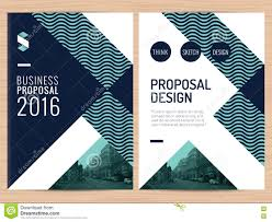 Design Proposal Modern Clean Business Proposal Annual Report Brochure Flyer 19