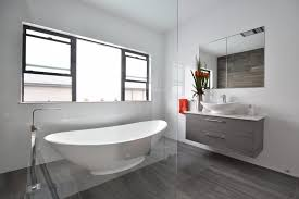 create a modern bathroom without renovation