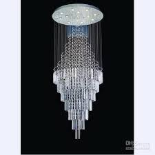 chic crystal chandelier lighting brilliant crystal chandelier lighting k9 crystal suspension wire
