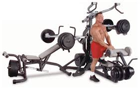 Body Solid Sbl460p4 Exercise Chart Body Solid Powerlift Leverage Gym Package Sbl460p4