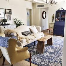 Living Room Rugs Pull Together A Room With A Statement Rug The Inspired Room