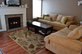 How To Choose The Correct Rug Size  Designbynumberscom  Living Sizes Of Area Rugs For Living Room