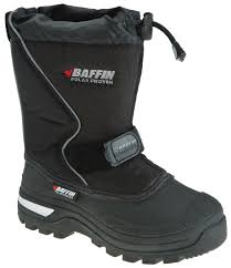 Baffin Size Chart Baffin Mustang Winter Boots Children To Youths