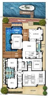 wonderful beach house floor plan pictures plan 3d house