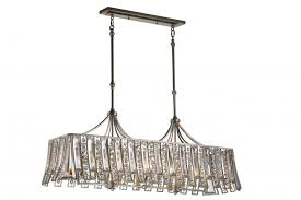 8 light soros island chandelier