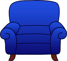 sofa chair clip art.  Chair Sofa Black And Chair Clip Comfy Png Free Download With Sofa Clip Art O
