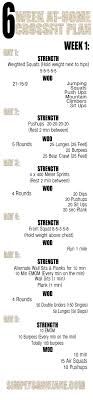 lovely work out plan at home 25 week1 1