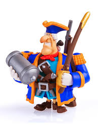 Игрушка <b>Капитан</b> Смоллет Остров Сокровищ ProstoToys ...