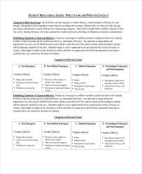 Daily Behavior Chart Templates - 6+ Free Pdf Documents Download ...