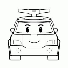 20 Idee Kleurplaat Politieauto Win Charles