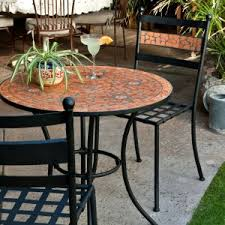 Outdoor Dining Table Patio Tables Modernround Bistro Furniture Outdoor