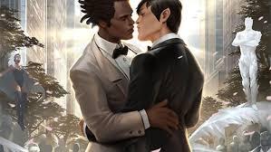marvel comics hosts first gay wedding in astonishing x men marko djurdjevic s variant cover to astonishing x men 51 credit courtesy of marvel entertainment