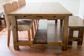 farmhouse dining room table diy types trends including farm house pictures