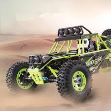 Toys 12428 <b>2.4G</b> 1/12 <b>4WD</b> Crawler <b>RC Car</b> 1:12 Electric Four ...