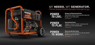 Portable And Inverter Generators Morris Electric Company