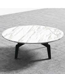 rove concepts evelyn round coffee table