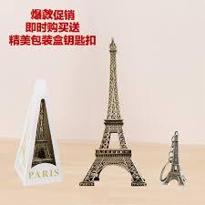 Eiffel Tower Home Decor Accessories Paris Eiffel Tower Decoration Model metal Home Decor Birthday Gift 28