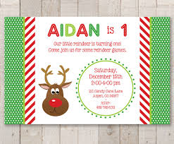 reindeer birthday party invitations holiday winter birthday reindeer birthday party invitations holiday winter birthday party decorations christmas party invitations set of 12 so sweet party shop