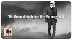 Karl Lagerfeld Ist Tot 10 Sprüche Fürs Leben Was Du Von Ihm
