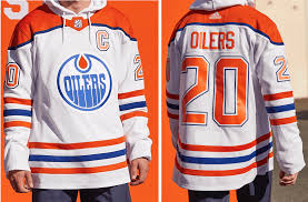 The design is essentially a color swap of the black road sweater expected an icethetics source with a solid track record has reported the oilers will have a white fourth jersey, similar to their current uniforms but with. A Look At All 31 Nhl Reverse Retro Jerseys