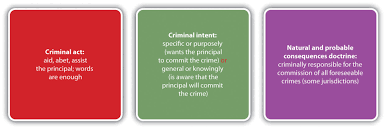 parties to crime consequences of accomplice liability