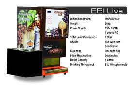 Load Vending Machine Best Live Coffee And Tea Vending Machine At Rs 48 Piece Coffee