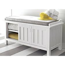 white entryway bench with storage on retro furniture makeover benches r56 furniture