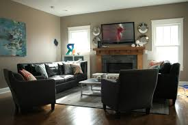 supple tv cabin kids tropical expansive home together with living room layout ideas bay window furniture