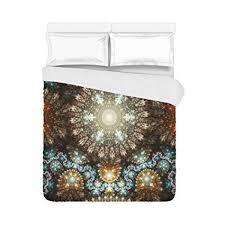 InterestPrint Custom Bedding Concentric Luxury <b>ornate sparkle</b> ...