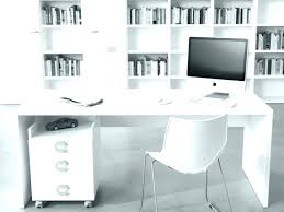 White work desk Ikea Micke Modern Work Desk White Small Space Powerhouse The Best Wall Mounted Floating Design Workspac Deeperdive Modern Work Desk Deeperdive