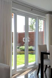 cost to replace sliding glass door of new patio doors install double french installing interior external replacement panels porch installation vinyl track